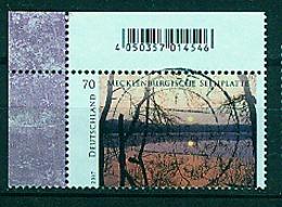 BUND---Mecklenburg-Seenplatte ,gestempelt - Oblitérés
