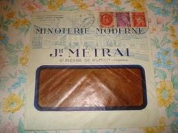 Saint Pierre De Rumilly Minoterie Moderne - Vieux Papiers