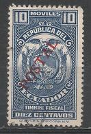Ecuador 1937. Scott #360 (U) Coat Of Arms * - Equateur