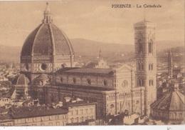 FIRENZE LA CATTEDRALE  VG AUTENTICA 100% - Firenze