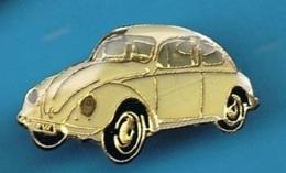 PIN'S //  ** WOLKSVAGEN / COCCINELLE ** - Volkswagen