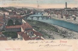 FIRENZE  VG AUTENTICA 100% - Firenze (Florence)