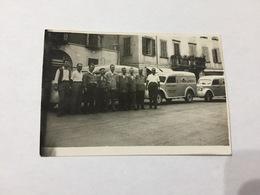 FOTO FURGONE PUBBLICITARIO POLENGHI LOMBARDO LODI AGENZIA VARESE BURRO OPTIMUS - Automobili