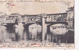 FIRENZE PONTE VECCHIO VG AUTENTICA 100% - Firenze