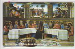 VATICAN - SCV-096 - ULTIMA CENA. CAPPELLA SISTINA - MINT - Vatican