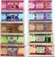 Lot AFGHANISTAN Comprenant 5 Billets Et 3 Pièces _numi29-28 - Coins & Banknotes