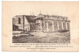Calais - Eglise Notre Dame Des Armées - Calais