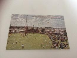 BN - 1400 - Offizielle Festposkarte Der Privileg. Bogenschutzengilde Zu Dresden - Tir à L'Arc