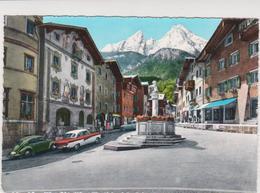 Berchtesgaden - Cpsm / Markplatz Mit Watzmann. - Berchtesgaden