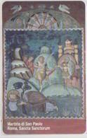 VATICAN - SCV-098 - MARTIRIO DI SAN PAOLO ROMA - MINT - Vatican