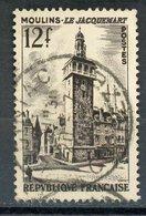 FRANCE - LE JACQUEMART - N° Yvert 1025 Obli. - France