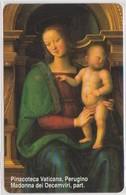 VATICAN - SCV-104 - MADONNA DEI DECEMVIRI - MINT - Vatican