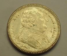1987 - France - Jeton Des Etats De Bretagne - 1788 - Louis XVI - Token - Reprod - France