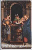 VATICAN - SCV-109 - RAFFAELLO, PRESENTAZIONE AL TEMPIO - MINT - Vatican