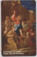 VATICAN - SCV-122 - RESURREZIONE DI LAZZARO ARAZZO - MINT - Vatican