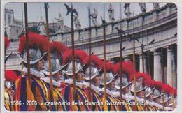 VATICAN - SCV-145 - V CENTENARIO DELLA GUARDIA SVIZZERA PONTIFICIA - MINT - Vatican