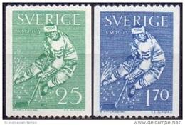 ZWEDEN 1963 W.K IJshocky PF-MNH - Schweden