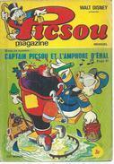 PICSOU MAGAZINE  N° 23   -  EDI-MONDE 1974 - Kleinformat
