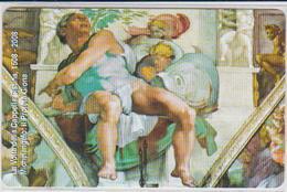 VATICAN - SCV-158 - MICHELANGELO IL PROFETA GIONA - MINT - Vatican