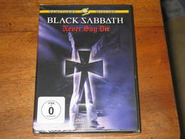 DVD/BLACK SABBATH En Concert / Never Say Die - Concert & Music