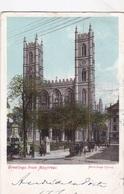 MONTREAL  NOTRE DAME CHURC  VG   AUTENTICA 100% - Montreal