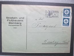 DR-Dienst Nr. 133, 1934, Brief, MeF *DEL2191* - Alemania