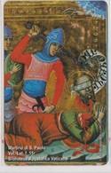 VATICAN - SCV-165 - MARTIRIO DI S. PAOLO - MINT - Vatican
