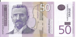 SERBIE 50 DINARA 2011 UNC P 56 A - Serbie