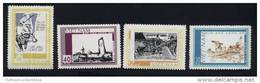North Vietnam Viet Nam MNH Perf Stamps 1968 : The War Effort / Buffalo / Defending Railway / US Craft Down (Ms226) - Viêt-Nam