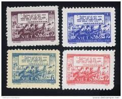 North Vietnam Viet Nam MNH Perf Stamps 1968 : President Ho Chi Minh's Appeal (Ms217) - Viêt-Nam