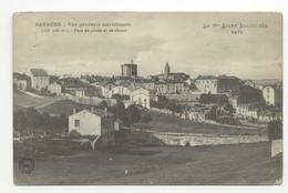 43/CPA - Saugues - Vue Générale Méridionale - Pays De Peche Et De Chasse - Saugues