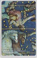 VATICAN - SCV-167 - 2009 ANNO DELL' ASTRONOMIA LE COSTELLAZIONI DELLO ZODIACO - HORSCOPE -  MINT - Vatican