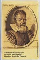 VATICAN - SCV-168 - 2009 ANNO DELL' ASTRONOMIA RITRATTO DI GALILEO GALILEI -  MINT - Vatican
