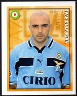 FOOTBALL - MERLIN - CALCIO '99 - LAZIO - IVAN DE LA PENA - STICKER - Calcio