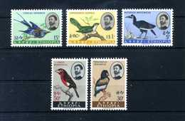 1962 ETIOPIA SET MNH ** - Etiopia