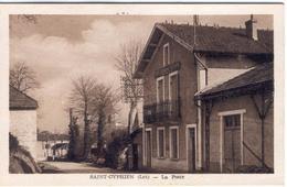SAINT-CYPRIEN - La Poste - Frankreich