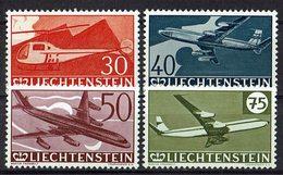 Liechtenstein 1960 // Mi. 391/394 ** - Liechtenstein
