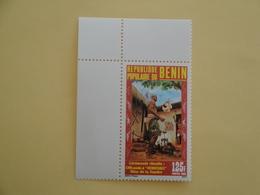 1988 Bénin Yv 668A ** MNH Cérémonie Rituelle   Cote 1.50 € Michel 475  Scott 655  Sacrifice D'un Poulet - Bénin – Dahomey (1960-...)