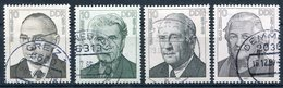 DDR Michel-Nr. 3082-3085 Gestempelt Tagesstempel - Usati