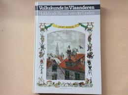 Volkskunde In Vlaanderen - Renaat Van Der Linden - Populaire Kunst