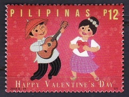 Filippine Philippines Philippinen Pilipinas 2018 Valentine Day Set - MNH** (see Photo) - Filippine