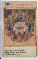 VATICAN - SCV-191 - LIBRO DI GIURAMENTI DEI GIUDICI DELLA S. ROMANA ROTA - MINT - Vatican