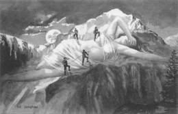 F.KILLINGER - SUISSE N° 151 Jungfrau- Montagne Humanisée - Autres Illustrateurs