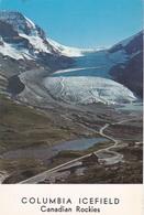 COLUMBIA ICEFIELD     AUTENTICA 100% - British Columbia