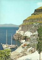 Santorini (Grecia) Vue Du Debarcadere De La Baie, View Of The Landing Stage Of The Bay, Veduta Dell'Imbarcadero - Grecia
