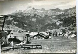 CREST VOLAND - Vue Générale Et Le Mont Charvin - Andere Gemeenten
