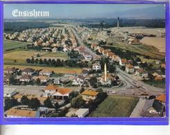 Carte Postale 68. Ensisheim Cité Ste-Thérèse  Vue D'avion  Très Beau Plan - France