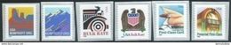 US  1995-7   Sc#2902/11 6 Diff Adhesives  MNH - United States