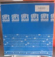 I.D. - Feuilles GARANT - 5 BANDES VERTICALES Fond Transparent - REF. 833 (5) - Albums & Reliures