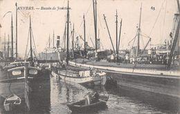 Anvers Bassin De Jonction - Gezondheid, Ziekenhuizen